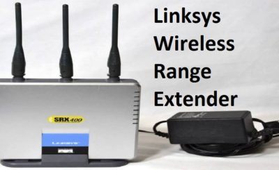Linksys range extender setup manually